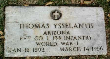 YSSELANTIS, THOMAS - Yavapai County, Arizona | THOMAS YSSELANTIS - Arizona Gravestone Photos