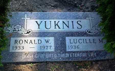 YUKNIS, LUCILLE M. - Yavapai County, Arizona | LUCILLE M. YUKNIS - Arizona Gravestone Photos
