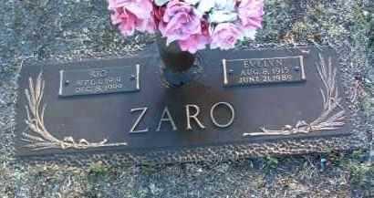 ZARO, EVELYN D. - Yavapai County, Arizona   EVELYN D. ZARO - Arizona Gravestone Photos