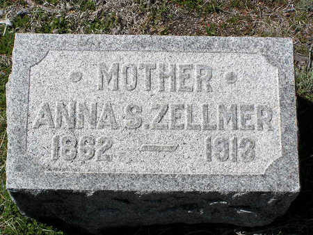 MCNEE ZELLMER, ANNA S. - Yavapai County, Arizona | ANNA S. MCNEE ZELLMER - Arizona Gravestone Photos