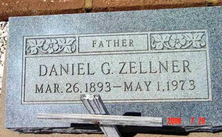 ZELLNER, DANIEL GARRETT - Yavapai County, Arizona   DANIEL GARRETT ZELLNER - Arizona Gravestone Photos