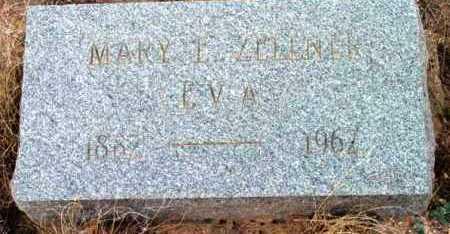 BLAKE ZELLNER, MARY L. - Yavapai County, Arizona | MARY L. BLAKE ZELLNER - Arizona Gravestone Photos