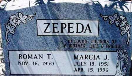 ZEPEDA, ROMAN T. - Yavapai County, Arizona   ROMAN T. ZEPEDA - Arizona Gravestone Photos