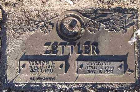 HALVERSON ZETTLER, M. - Yavapai County, Arizona | M. HALVERSON ZETTLER - Arizona Gravestone Photos