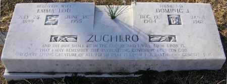 ZUCHERO, DOMINIC J. - Yavapai County, Arizona   DOMINIC J. ZUCHERO - Arizona Gravestone Photos