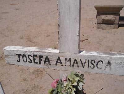 AMAVISCA, JOSEFA - Yuma County, Arizona   JOSEFA AMAVISCA - Arizona Gravestone Photos