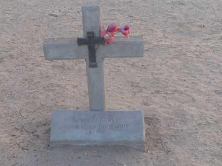 ANGULO, AGRIPINA - Yuma County, Arizona | AGRIPINA ANGULO - Arizona Gravestone Photos