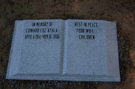 AYALA, EDWARD - Yuma County, Arizona | EDWARD AYALA - Arizona Gravestone Photos