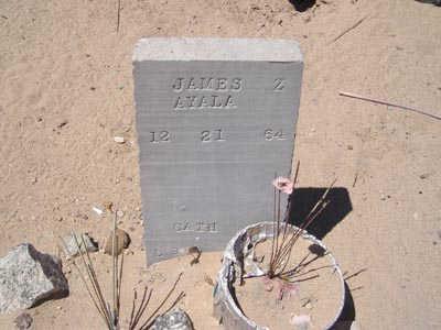 AYALA, JAMES Z - Yuma County, Arizona   JAMES Z AYALA - Arizona Gravestone Photos
