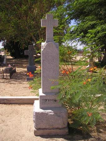 BALSZ, LUZR. - Yuma County, Arizona | LUZR. BALSZ - Arizona Gravestone Photos