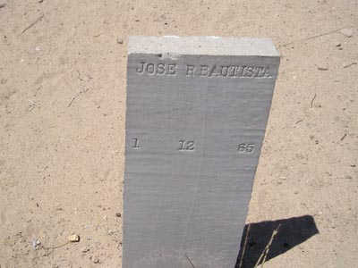 BEAUTISTA, JOSE R - Yuma County, Arizona | JOSE R BEAUTISTA - Arizona Gravestone Photos