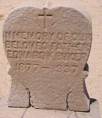 BUKER, EDWARD K - Yuma County, Arizona | EDWARD K BUKER - Arizona Gravestone Photos