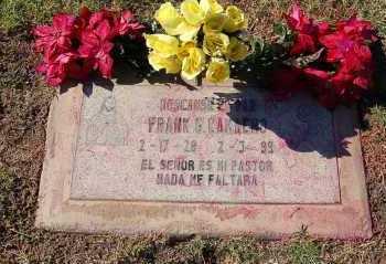 CAMACHO, FRANCISCO - Yuma County, Arizona | FRANCISCO CAMACHO - Arizona Gravestone Photos