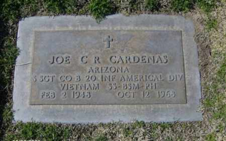 CARDENAS, JOE C R - Yuma County, Arizona | JOE C R CARDENAS - Arizona Gravestone Photos