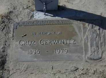 CERVANTEZ, CRUZ - Yuma County, Arizona   CRUZ CERVANTEZ - Arizona Gravestone Photos
