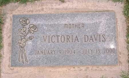 DAVIS, VICTORIA - Yuma County, Arizona   VICTORIA DAVIS - Arizona Gravestone Photos