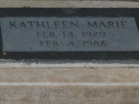 DEYO, KATHLEEN MARIE - Yuma County, Arizona | KATHLEEN MARIE DEYO - Arizona Gravestone Photos