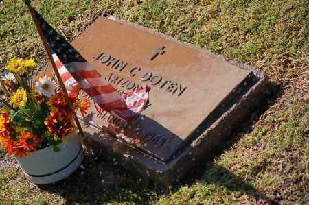 DOTEN, JOHN - Yuma County, Arizona | JOHN DOTEN - Arizona Gravestone Photos