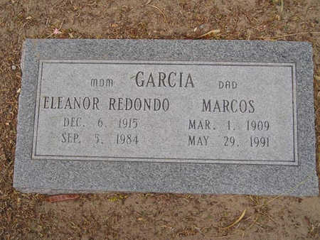 REDONDO GARCIA, ELEANOR - Yuma County, Arizona | ELEANOR REDONDO GARCIA - Arizona Gravestone Photos