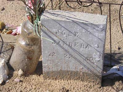 GARRERA, JOSE - Yuma County, Arizona | JOSE GARRERA - Arizona Gravestone Photos