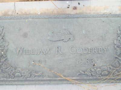 GODFREY, WILLIAM R. - Yuma County, Arizona | WILLIAM R. GODFREY - Arizona Gravestone Photos
