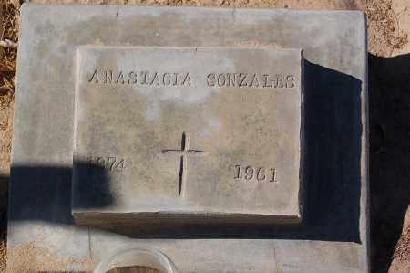 MENDEZ GONZALES, ANASTACIA - Yuma County, Arizona   ANASTACIA MENDEZ GONZALES - Arizona Gravestone Photos
