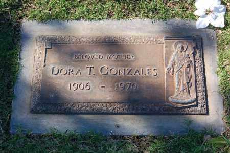 GONZALES, DORA - Yuma County, Arizona   DORA GONZALES - Arizona Gravestone Photos