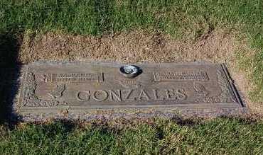 GONZALES, CARMEN - Yuma County, Arizona | CARMEN GONZALES - Arizona Gravestone Photos