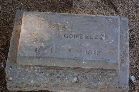 FERNANDEZ GONZALEZ, JOSEFA - Yuma County, Arizona | JOSEFA FERNANDEZ GONZALEZ - Arizona Gravestone Photos