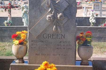 OLEATA GREEN, JESUS - Yuma County, Arizona | JESUS OLEATA GREEN - Arizona Gravestone Photos