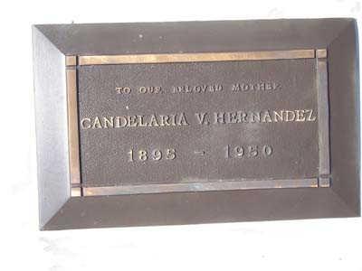 HERNANDEZ, CANDELARIA V. - Yuma County, Arizona | CANDELARIA V. HERNANDEZ - Arizona Gravestone Photos
