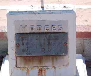 POLHAMUS HODGES, AGNES VIRGINIA - Yuma County, Arizona   AGNES VIRGINIA POLHAMUS HODGES - Arizona Gravestone Photos
