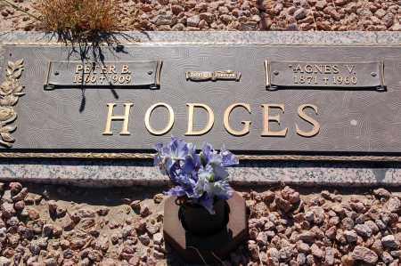 HODGES, PETER B. - Yuma County, Arizona | PETER B. HODGES - Arizona Gravestone Photos