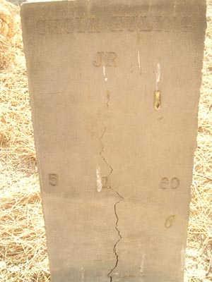 HULING, CECIL JR. - Yuma County, Arizona | CECIL JR. HULING - Arizona Gravestone Photos