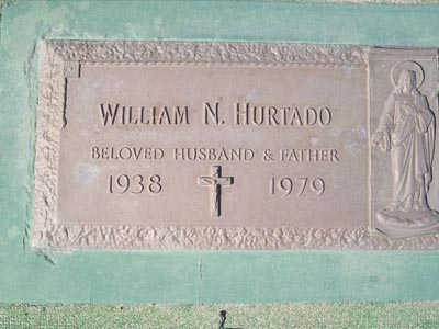 HURTADO, WILLIAM N - Yuma County, Arizona   WILLIAM N HURTADO - Arizona Gravestone Photos