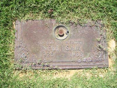 ISAN, NELL - Yuma County, Arizona   NELL ISAN - Arizona Gravestone Photos