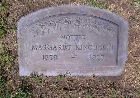 KINCHELOE, MARGARET - Yuma County, Arizona   MARGARET KINCHELOE - Arizona Gravestone Photos
