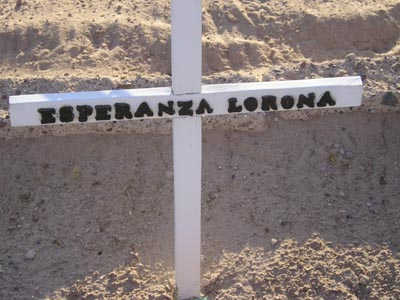 LORONA, ESPERANZA - Yuma County, Arizona | ESPERANZA LORONA - Arizona Gravestone Photos