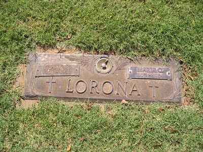 LORONA, MARIA C - Yuma County, Arizona | MARIA C LORONA - Arizona Gravestone Photos