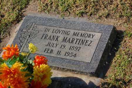 MARTINEZ, FRANK - Yuma County, Arizona | FRANK MARTINEZ - Arizona Gravestone Photos
