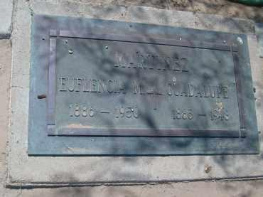 MARTINEZ, GUADALUPE C. - Yuma County, Arizona | GUADALUPE C. MARTINEZ - Arizona Gravestone Photos