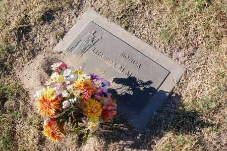 MARTINEZ, LISANDRA - Yuma County, Arizona   LISANDRA MARTINEZ - Arizona Gravestone Photos