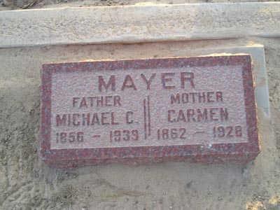 MAYER, MICHAEL C. - Yuma County, Arizona   MICHAEL C. MAYER - Arizona Gravestone Photos