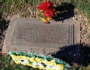 MORALES, FRANCISCA - Yuma County, Arizona | FRANCISCA MORALES - Arizona Gravestone Photos