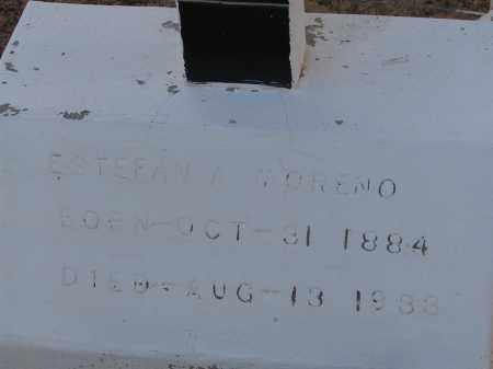 MORENO, ESTEFANA MARTINEZ - Yuma County, Arizona   ESTEFANA MARTINEZ MORENO - Arizona Gravestone Photos