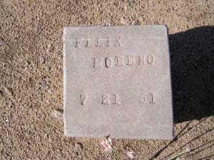 MORENO, FELIX - Yuma County, Arizona   FELIX MORENO - Arizona Gravestone Photos