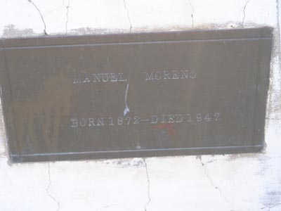 MORENO, MANUEL - Yuma County, Arizona | MANUEL MORENO - Arizona Gravestone Photos