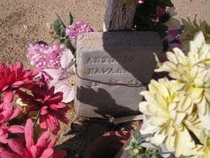 NAVARRO, ANTONIO - Yuma County, Arizona | ANTONIO NAVARRO - Arizona Gravestone Photos