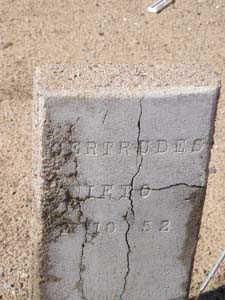NIETO, GERTRUDES - Yuma County, Arizona | GERTRUDES NIETO - Arizona Gravestone Photos
