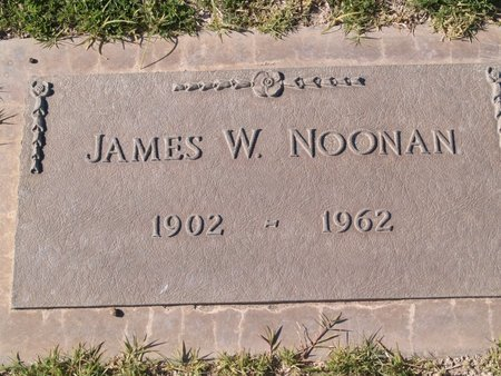 NOONAN, JAMES WILLIAM - Yuma County, Arizona | JAMES WILLIAM NOONAN - Arizona Gravestone Photos